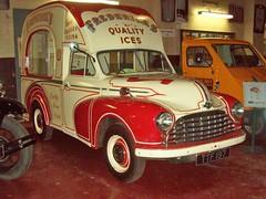 830 Morris Oxford MO Series Ice Cream Van (1954) (robertknight16) Tags: morris british 1950s oxford mo bmc icecream van leyland ttf197 worldcars