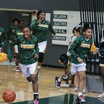 SVHS Var Girls BB vs RVHS 1/25/17 pm