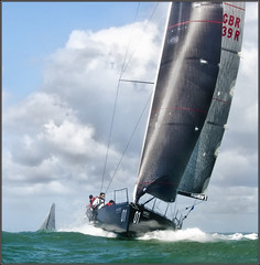 Magnum Round the Island 2016 (rogermccallum) Tags: sail sailing yacht yachting roundtheisland solent
