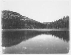 (sol exposure) Tags: twinlakes montana polaroid 450 type107 expired