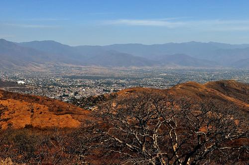 Oaxaca de Juárez, Oaxaca, Mexique