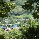 Akha-Dorf bei Chiang Rai
