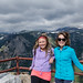 The girls at Beartooth Pass
