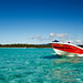 Speed Boat @ Île aux Cerfs, Mauritius!!!