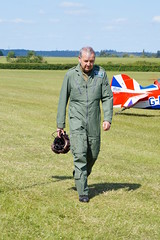 On a Mission - John Hurrell at Old Warden (Mark Bowerbank) Tags: old john mission warden on hurrell