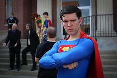 Supes (**PhotoSchmoto**) Tags: comics illinois cosplay superman celebration metropolis dccomics supermancelebration
