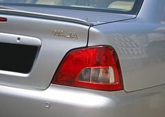2004 Proton Waja 1.6 AT (ENH) in Ipoh, MY (23, Exterior) (Aero7MY) Tags: 2004 car sedan malaysia 16 saloon ipoh enhanced proton enh waja 16l 4door impian at 4g18