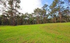 141a (Lot 1) Cattai Ridge Road, Maraylya NSW