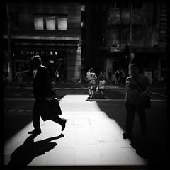 exits & ends (Albion Harrison-Naish) Tags: sydney streetphotography australia newsouthwales unedited iphone georgest sydneycity mobilephotography iphoneography sydneystreetphotography hipstamatic blackeyssupergrainfilm iphone5s janelens albionharrisonnaish