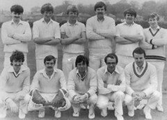 "Steeton 1st XI 1983 • <a style=""font-size:0.8em;"" href=""http://www.flickr.com/photos/47246869@N03/19067080143/"" target=""_blank"">View on Flickr</a>"
