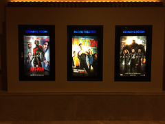 Photo Jun 15, 8 21 59 PM (Delta Theatrical USA) Tags: 2 ted backlit marvel fantastic4 20thcenturyfox antman onesheets