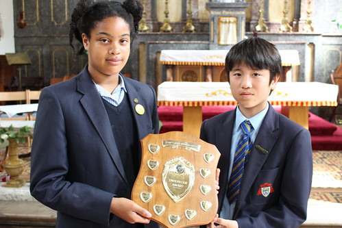 End of Year Endeavour Award