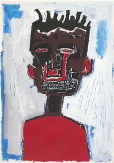 Basquiat SELF-PORTRAIT (HARLAP)