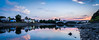 Chiswick Bridge, Mortlake Riverside - Evening Panoramic