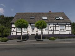 Fachwerkhaus in Lanstrop