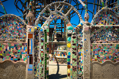 Thumbnail from Watts Towers