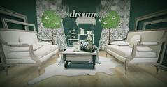 Dream (Ebony (Owner Of Majesty)) Tags: homes home living junk mesh lisp livingroom sl secondlife virtual homedecor homesweethome homey revival homeandgarden 3dmesh kalopsia virtualliving mixevent kalopsiasl