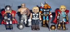 MiniMates - Thor (Darth Ray) Tags: man art bill ray ultimate beta thor marvel now asylum figures armored absorbing minimates nonmovie