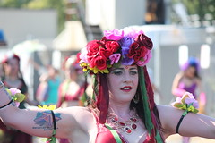 Starfish (Chicago John) Tags: seattle fair fremont parade solstice 2015 fremontfair