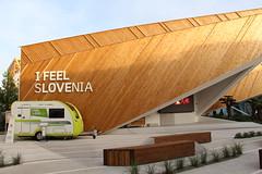 Expo Milano 2015 - Slovenia Pavilion