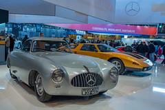 1952 Mercedes-Benz 300 SL (el.guy08_11) Tags: paris france ledefrance voiture collection mercedesbenz 1952