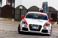 RALLY BOHEMIA 2015 (Milan Kabeš) Tags: car sport race rally vehicle tt audi bohemia 42 auta bondy boleslav závod mladá