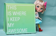 where do you keep your Awesome ?
