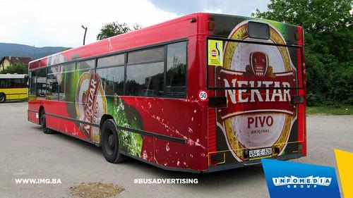 Info Media Group - Nektar pivo, BUS Outdoor Advertising, Banja Luka, Doboj 07-2015 (3)