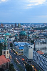 Berlin (Olympe T.) Tags: above city berlin