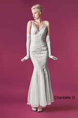 Chantalle III ecru (dunikowski) Tags: suknia sukienki wieczorowe sukienka dagnez wieczorowa dagnezpl