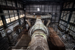 National Gas Turbine Establishment aka NGTE Pyestock  Cell 4 (proj3ctm4yh3m) Tags: winter urban abandoned decay pipes explore forgotten urbanexploration exploration derelict projectmayhem ue urbex ngte pyestock cell4 proj3ctm4yh3m entreprisesmassarde
