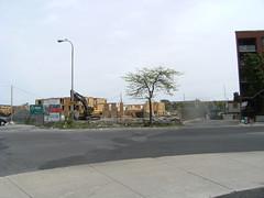 DSCF0013 (bttemegouo) Tags: quartier 54 condo montréal montreal rosemont 790 construction phase 1 rachel julien chateaubriand 5661 batiment ville architecture
