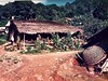 Thailand (5) (The Spirit of the World) Tags: northernthailand hills hilltribes house road thailand asia southeastasia village basket countryside farm farmland 1987 film print ananlogphotography