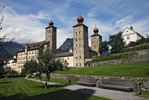 Brig, Stockalper palace