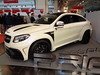 Mercedes GLE Coupe (911gt2rs) Tags: messe event show motorshow tuning suv c292 breit widebody bodykit prior design pdg800x weis white
