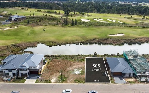 LOT 805 Sebastian Crescent, Colebee NSW 2761
