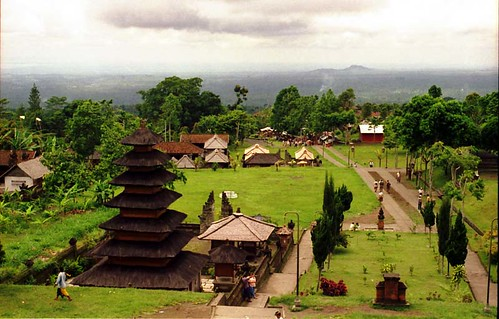 Besakih - Bali  - 1993(2)