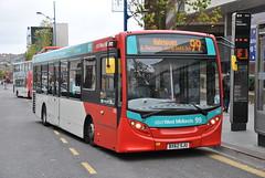 National Express West Midlands - 806 - BX62SJU (Transport Photos UK) Tags: transportphotosuk adamnicholson coach nikond3000 vehicle birmingham westmidlands nationalexpress bus doubledecker adamnicholsontransport photos uk transport
