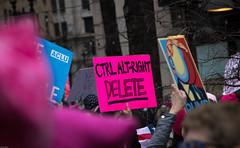 Womens March DC-20170121-TW Meetup _ 20170121 _ KMB_0301 (kevinbarry7) Tags: womensmarch washington dc feminism dump trump protest capital resist mall pence devos love trumps hate