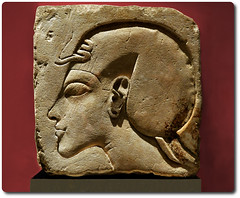 Nefertiti (oar_square) Tags: egypt egyptiantreasures egyptianculturaltreasures egyptianart middlekingdom egyptianreligion neuesmuseum berlin nefertiti