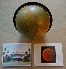 Three Worlds (ricko) Tags: worlds earth globe disneyworld mars planet werehere 09365 2017