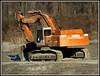 Fiat Hitachi FH400 (DaveFuma) Tags: fiat hitachi fh400 escavatore cingolato ruspa tracked crawler excavator pelle excavateur begger ketten raupen