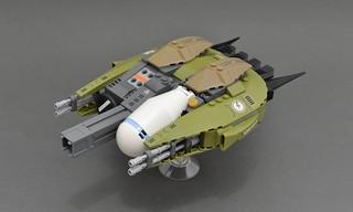 Fireclaw Alpha Sqn. Custom