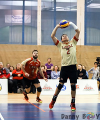 Men Volleyball - Carabins vs Rouge et Or (Danny VB) Tags: volleyball carabins udem ulaval canon 6d dannyboy