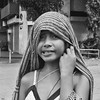How to Smile ? (Beegee49) Tags: young girl filipina street smile nervous bacolod city philippines