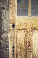 Outhouse Door (gr_avey) Tags: outhouse weathered wood door composition geometric rustic latch