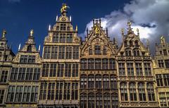 Grote Markt Antwerpen (Baecker_Bruno) Tags: grote markt antwerp antwerpen anvers vlaanderen flandres iphone