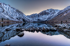 Convict Lake 2 (Moshe Ovadya) Tags: colorefexpro night emount landscape samyang12mmf20ncscs 11xp mammothlakes convictlake photoshop snow outdoors longexposure nature norcal ngc bluehour 2xp hdr stackmedian nikcollection sonyα6300 availablelight outdoor reflection lightroom water ilce6300 mammothmountain sony a6300 ambientlight cold e lake lowlight manualfocus slowshutter slowshutterspeed stack stacking white wideangle winter california unitedstates us mountain foothill hill