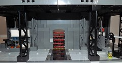 DSCF2224 (Nilbog Bricks) Tags: star wars lego moc minifigures stormtrooper base barracks