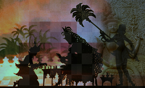 """Chaturanga-makruk / Escenarios y artefactos de recreación meditativa en lndia y el sudeste asiático • <a style=""""font-size:0.8em;"""" href=""""http://www.flickr.com/photos/30735181@N00/32481358046/"""" target=""""_blank"""">View on Flickr</a>"""